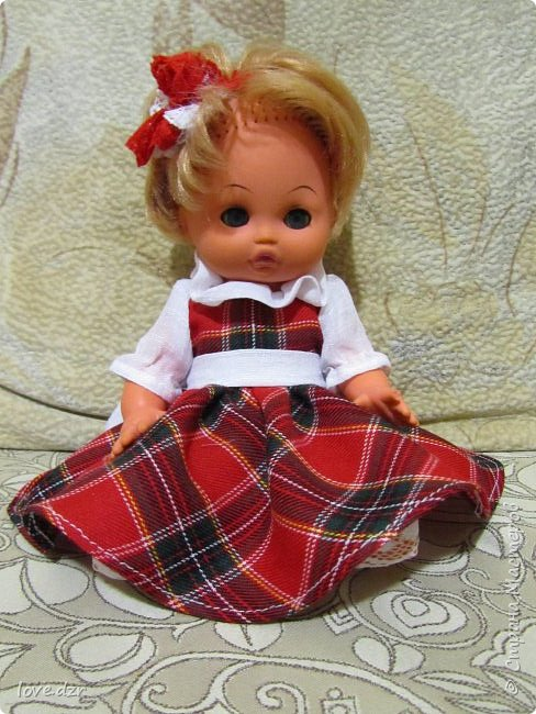 Переделки кукол или вторая жизнь.