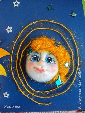 Здравствуйте друзья! На вебинаре в СМ Елена Аулова проводила МК по солнышку в технике структурного  текстиля. И хотя эта техника мне не близка, уж очень мне понравились её светила. Решила тоже попробовать сделать.  фото 4