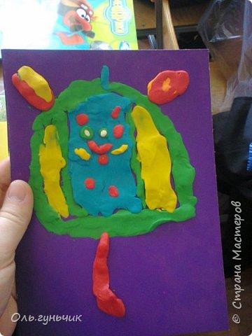 Всем здравствуйте! Продолжаю показывать работы своих учеников, это 3 класс. Спасибо большое за идею Голубке: https://stranamasterov.ru/node/439397  Вот такие у нас получаются календарики))) Это осенние месяца моего сына Вовы... фото 8