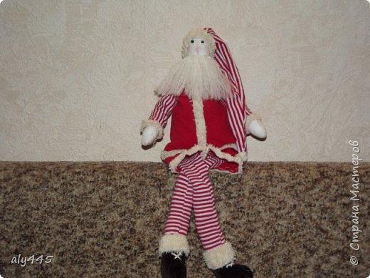 Санта фото 3