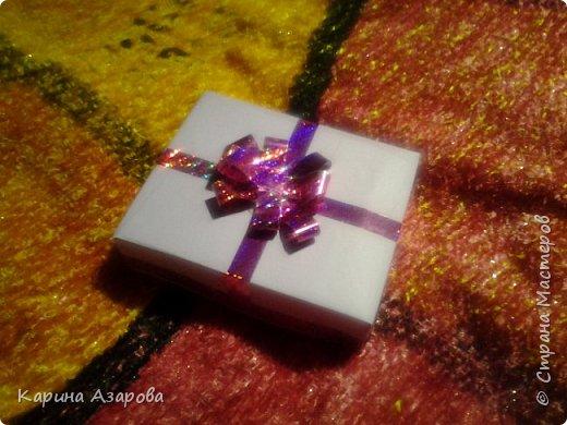 Коробочка и сумочка фото 1