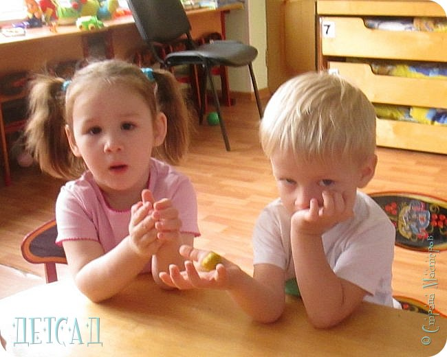 Вот такие ромашки получились у моих дошколят ...жалко, что под рукой не было РОМАШКОВОГО СЕРДЕЧКА... фото 5
