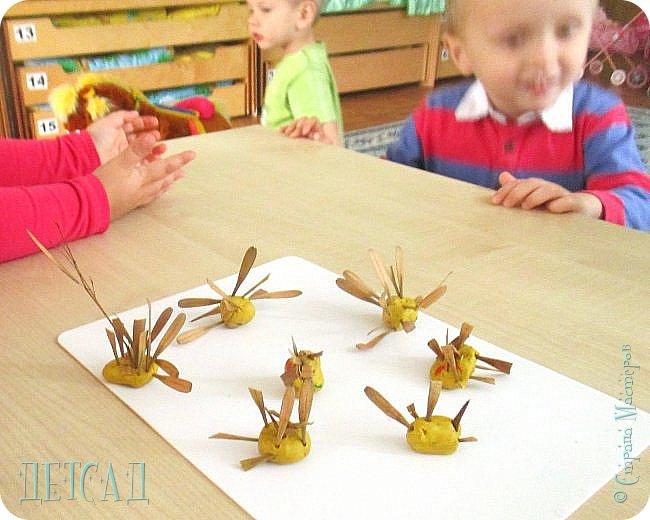 Вот такие ромашки получились у моих дошколят ...жалко, что под рукой не было РОМАШКОВОГО СЕРДЕЧКА... фото 9