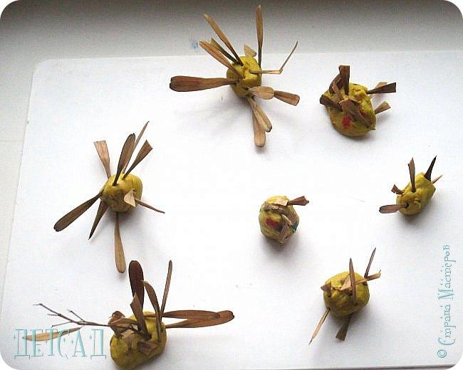 Вот такие ромашки получились у моих дошколят ...жалко, что под рукой не было РОМАШКОВОГО СЕРДЕЧКА...