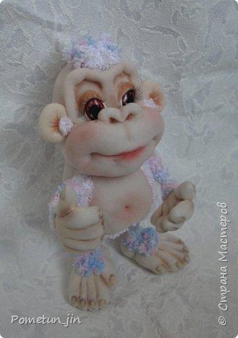 """Моя первая обезьянка """"Горилка"""" )))) фото 2"""