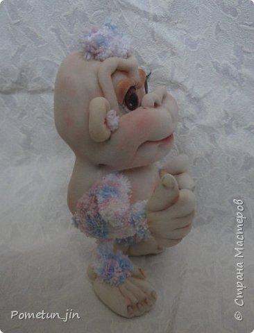 """Моя первая обезьянка """"Горилка"""" )))) фото 3"""