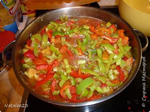 Кулинария Мастер-класс Рецепт кулинарный Лечо из детства Овощи фрукты ягоды Продукты пищевые фото 4