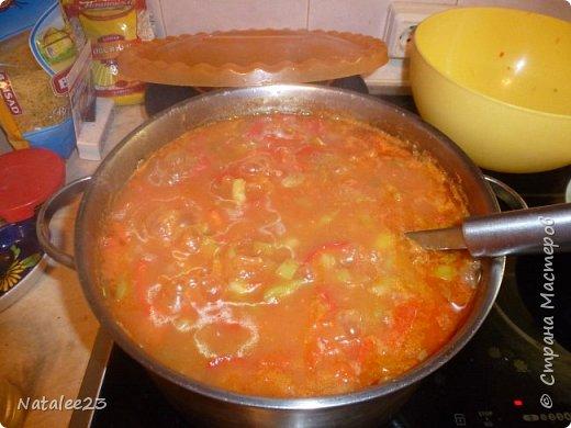 Кулинария Мастер-класс Рецепт кулинарный Лечо из детства Овощи фрукты ягоды Продукты пищевые фото 5