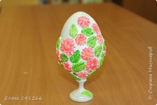 Яйцо весеннее фото 1