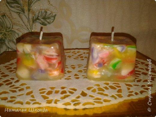 это резные свечи фото 5