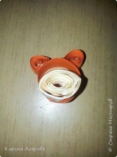 Здравствуйте! Сегодня я покажу вам как сделать обезьяну.  Нам нужно: Полоски для квиллинга  Ножницы Клей фото 4