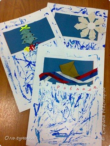 Вот накопились работы моих учеников, показываю))) Вот таких котяток из гофрированной бумаги сделали четвероклашки. Спасибо за идею Ольге: https://stranamasterov.ru/node/123563 фото 15