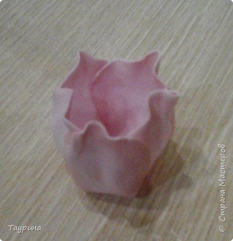 Мастер-класс Свит-дизайн Моделирование конструирование Очень подробный МК цветка из фома для свит-дизайна и не только Фоамиран фом фото 8