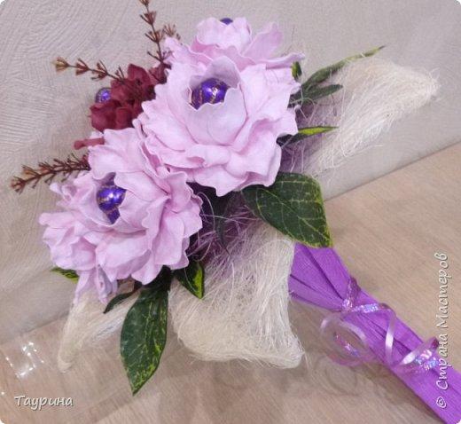 Мастер-класс Свит-дизайн Моделирование конструирование Очень подробный МК цветка из фома для свит-дизайна и не только Фоамиран фом фото 20