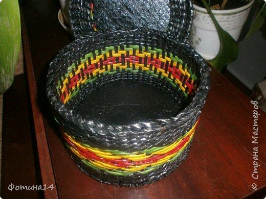 Всем здравствуйте! В последнее время плету редко, только для особых случаев. Таковым стала свадьба внука одной очень хорошей знакомой. фото 9