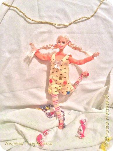 """Всем привет ! Я сдаю работу на конкурс """" Кукольный косплей """" . Сегодня мы в образе Пеппи .  фото 1"""