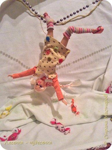 """Всем привет ! Я сдаю работу на конкурс """" Кукольный косплей """" . Сегодня мы в образе Пеппи .  фото 7"""
