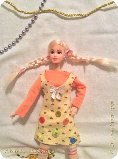 """Всем привет ! Я сдаю работу на конкурс """" Кукольный косплей """" . Сегодня мы в образе Пеппи .  фото 9"""