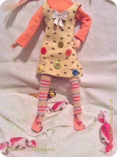 """Всем привет ! Я сдаю работу на конкурс """" Кукольный косплей """" . Сегодня мы в образе Пеппи .  фото 10"""