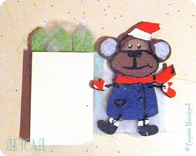 Подарочков - сувенирчиков к Новому году необходимо великое множество. Вот несколько вариантов, которые у меня получились: фото 3