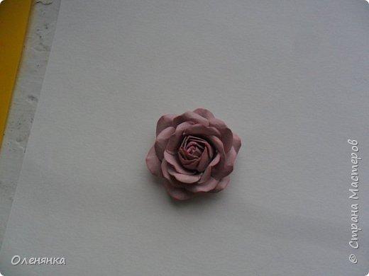 приветствую жителей страны а также гостей ! в своих работах я  в основном использую самодельные цветы  и вот решила показать что я накрутила за последние дни . фото 4