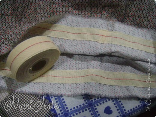 Интерьер Мастер-класс Шитьё Зайчиха с зайчатами М К Клей Краска Нитки Ткань фото 32