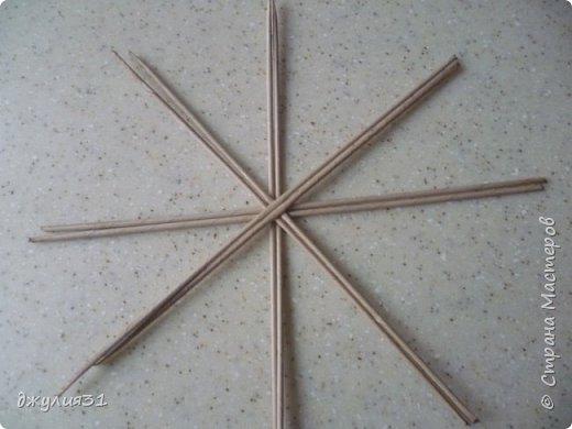 Мастер-класс Поделка изделие Плетение Плетеные кружки как их делела я    Трубочки бумажные фото 2