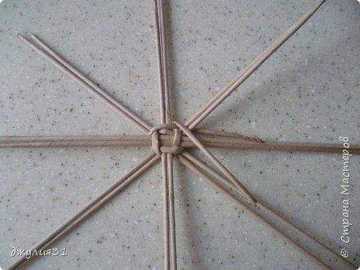 Мастер-класс Поделка изделие Плетение Плетеные кружки как их делела я    Трубочки бумажные фото 3