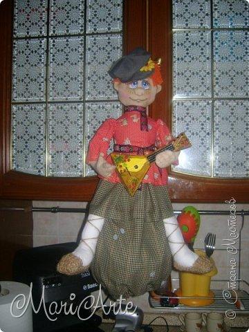 """Здравствуйте всем !!   Сегодня покажу как я шью кепочки для своих """"мужчин-кукол"""" )))  фото 37"""