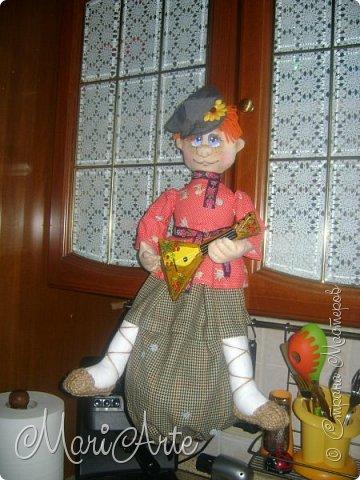 """Здравствуйте всем !!   Сегодня покажу как я шью кепочки для своих """"мужчин-кукол"""" )))  фото 38"""