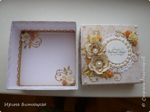 Коробочки подарочные фото 2