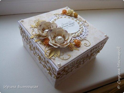 Коробочки подарочные фото 3
