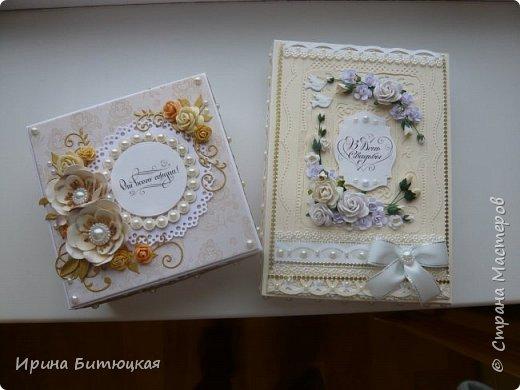 Коробочки подарочные фото 1
