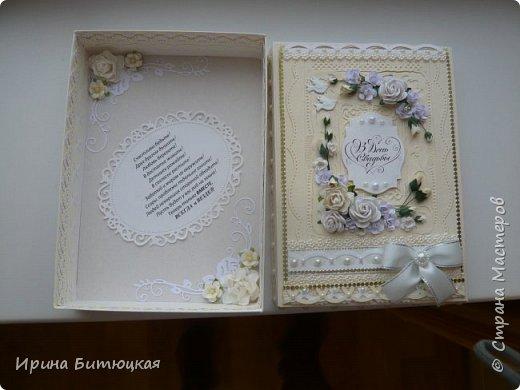 Коробочки подарочные фото 4