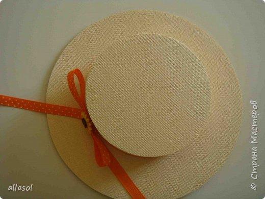 Мой вариант известной открытки - шляпки фото 2