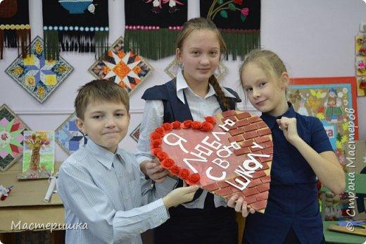 У нас праздник! День рождения школы! Юбилей - 15 лет! фото 6