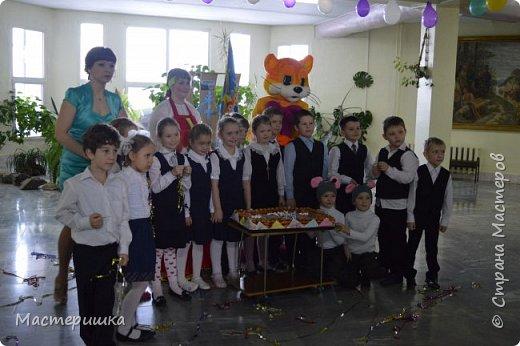 У нас праздник! День рождения школы! Юбилей - 15 лет! фото 27