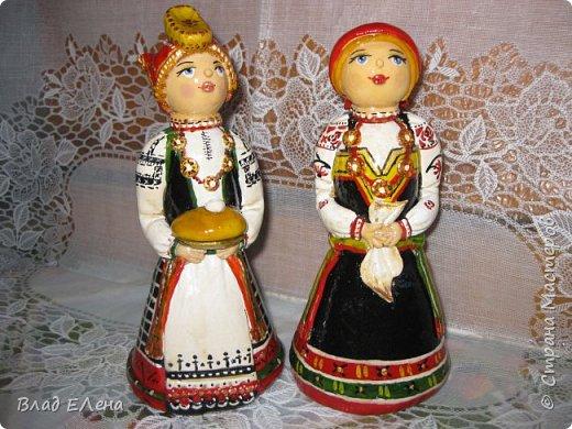 Все куклы в народных костюмах Белгородского края  фото 5