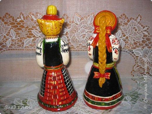 Все куклы в народных костюмах Белгородского края  фото 6
