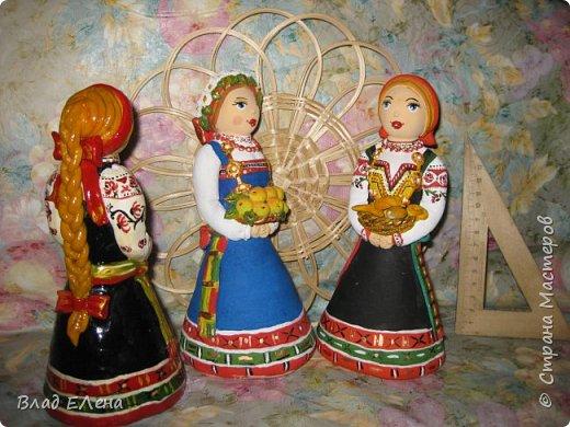 Все куклы в народных костюмах Белгородского края  фото 3