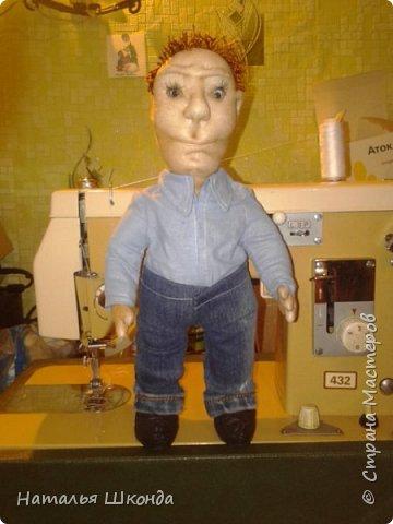 кукла прораб фото 6