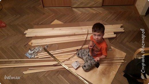 Ширма для детского кукольного театра фото 2