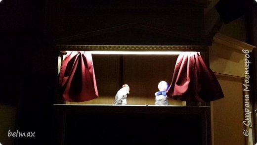 Ширма для детского кукольного театра фото 12