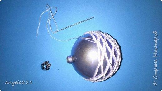 К Новому году люблю дарить шарики. Мои крестницы - малышки. Поэтому шарики должны быть безопасны. Эти не побьются, не выскользнут из ручонок. фото 11