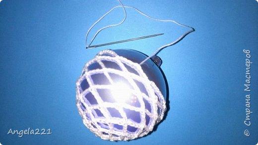 К Новому году люблю дарить шарики. Мои крестницы - малышки. Поэтому шарики должны быть безопасны. Эти не побьются, не выскользнут из ручонок. фото 12