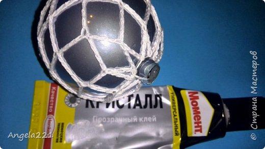 К Новому году люблю дарить шарики. Мои крестницы - малышки. Поэтому шарики должны быть безопасны. Эти не побьются, не выскользнут из ручонок. фото 14