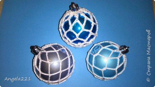 К Новому году люблю дарить шарики. Мои крестницы - малышки. Поэтому шарики должны быть безопасны. Эти не побьются, не выскользнут из ручонок. фото 15