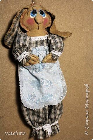 Доброго вечера всем!! Очаровали меня куклы Марианны(MariArte ) - МК здесь - https://stranamasterov.ru/node/972914  Вот и моя зайка - пакетница.. Кофейная красавица.. фото 5