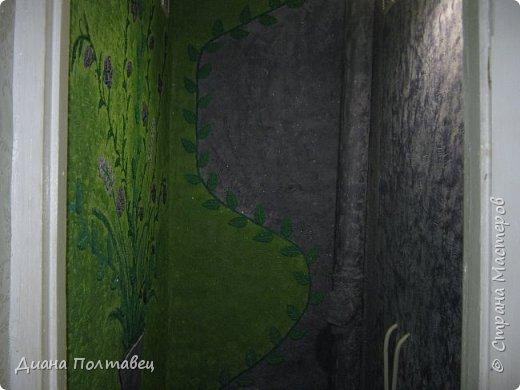 Мастер-класс Жидкие обои своими руками мк Бумага Гипс Клей Краска фото 20