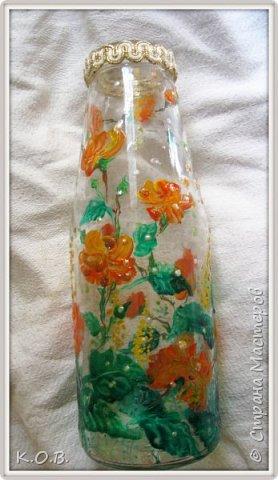 Бутылочка-вазочка